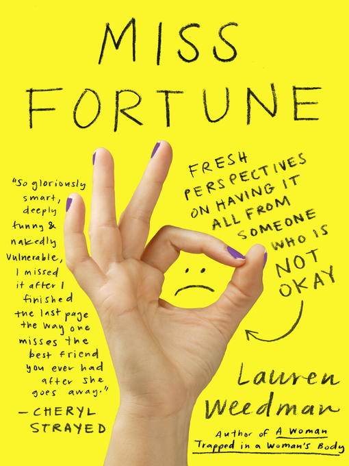 Title details for Miss Fortune by Lauren Weedman - Available