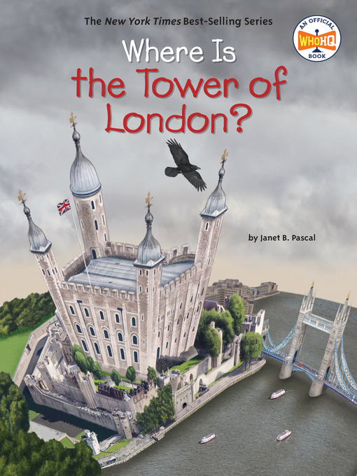 Cover of Where Is the Tower of London?