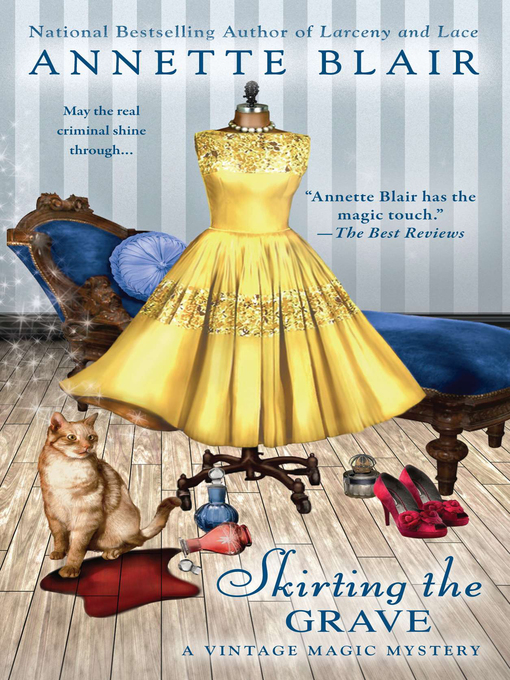 Title details for Skirting the Grave by Annette Blair - Available