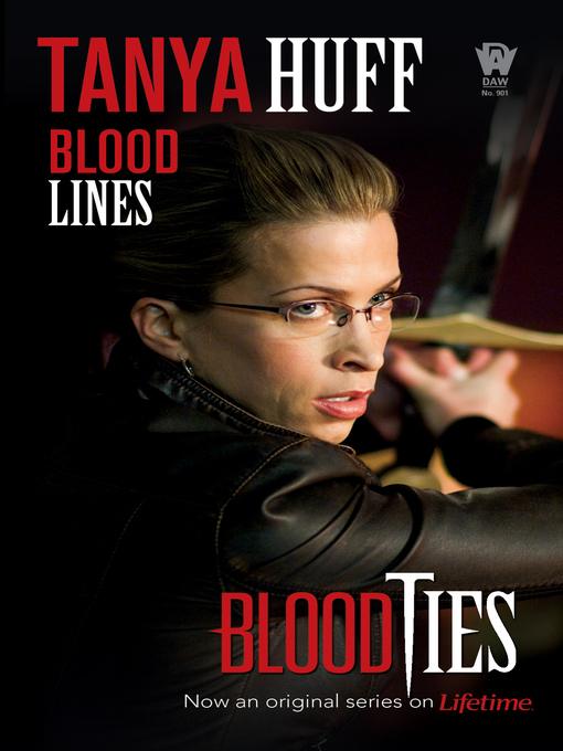 Title details for Blood Lines by Tanya Huff - Available