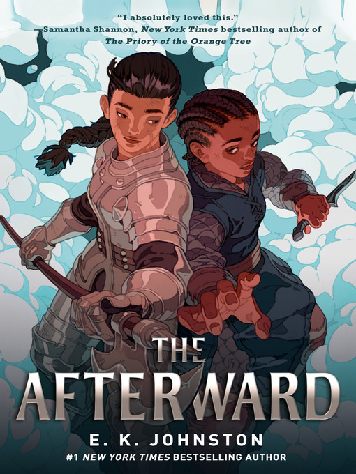 Title details for The Afterward by E.K. Johnston - Available