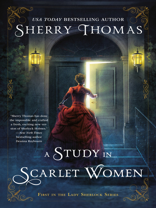 Title details for A Study In Scarlet Women by Sherry Thomas - Wait list