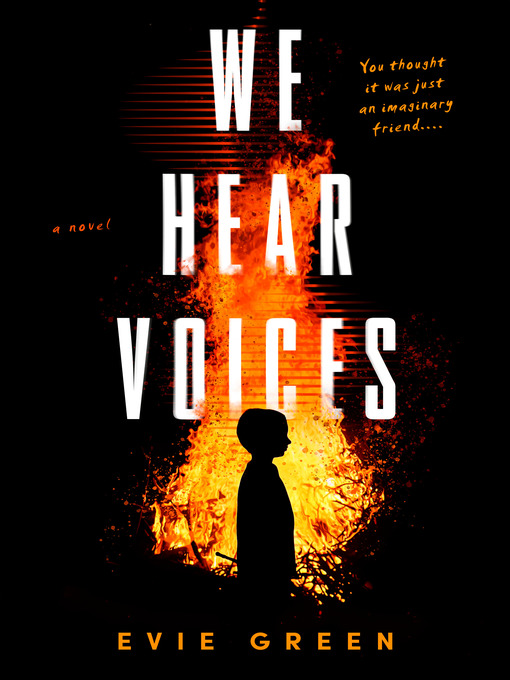Title details for We Hear Voices by Evie Green - Available