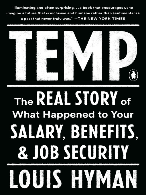 Cover of Temp