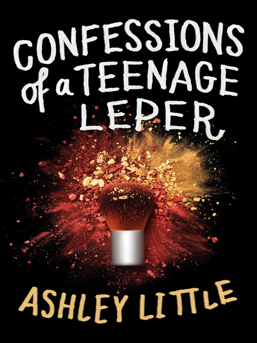 Cover of Confessions of a Teenage Leper