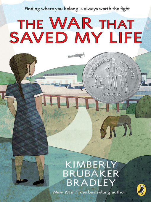 Cover image for book: The War that Saved My Life