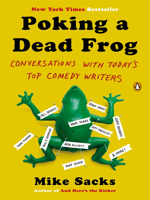 Title details for Poking a Dead Frog by Mike Sacks - Wait list