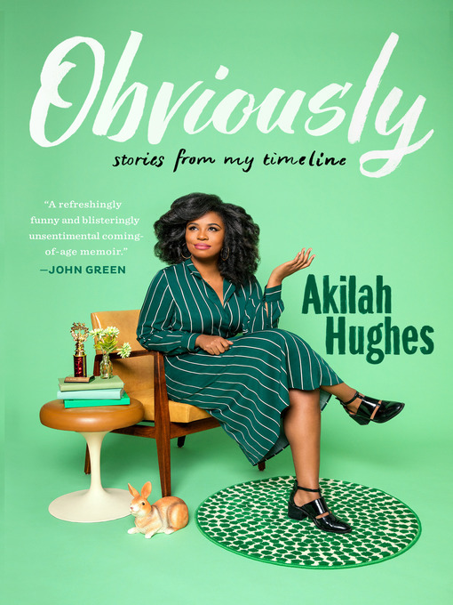 Title details for Obviously by Akilah Hughes - Available