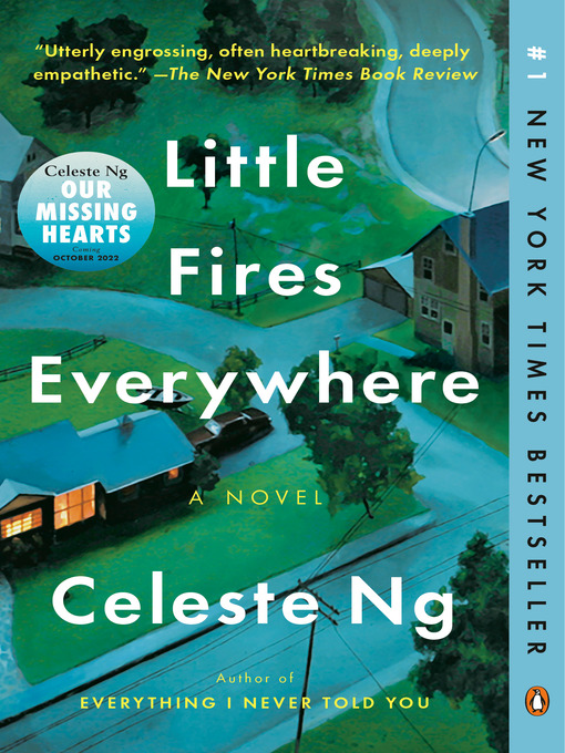 Title details for Little Fires Everywhere by Celeste Ng - Available