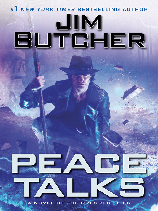 Title details for Peace Talks by Jim Butcher - Available