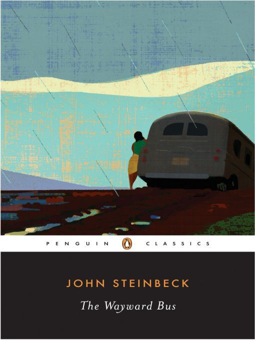 Title details for The Wayward Bus by John Steinbeck - Available