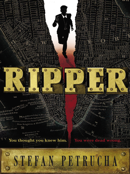 Title details for Ripper by Stefan Petrucha - Available