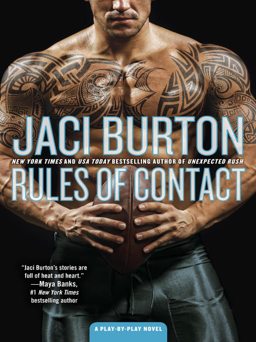 Cover of Rules of Contact