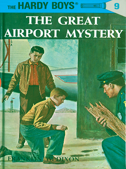 Title details for The Great Airport Mystery by Franklin W. Dixon - Wait list