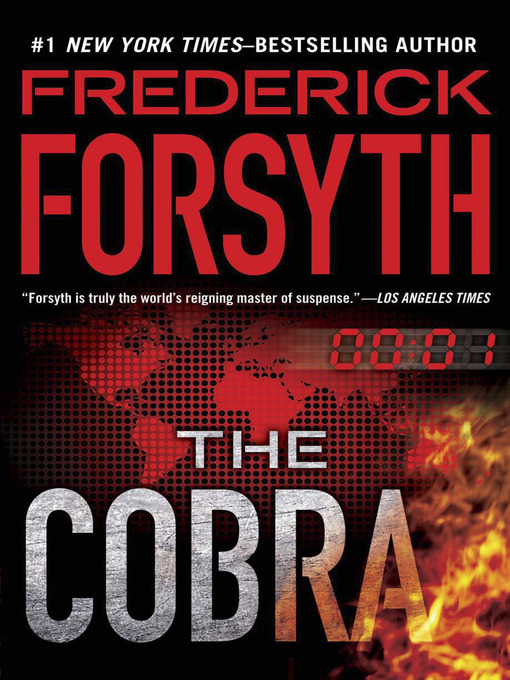Title details for The Cobra by Frederick Forsyth - Wait list