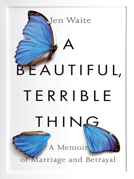 Cover of A Beautiful, Terrible Thing