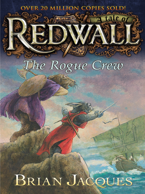 Title details for The Rogue Crew by Brian Jacques - Available
