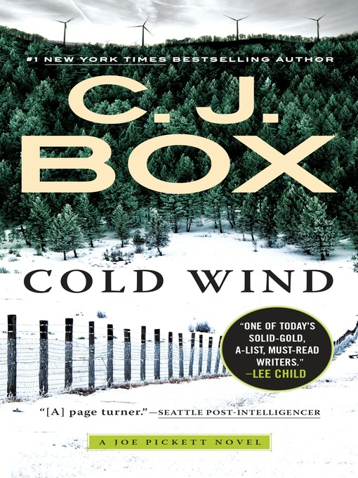Title details for Cold Wind by C. J. Box - Available