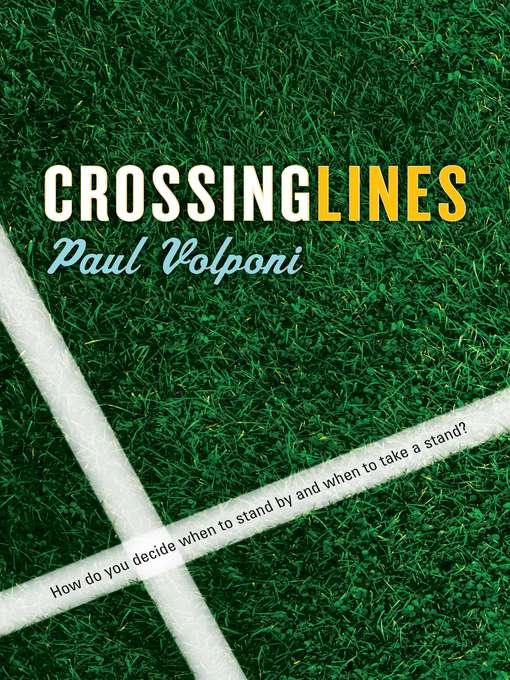 Title details for Crossing Lines by Paul Volponi - Available