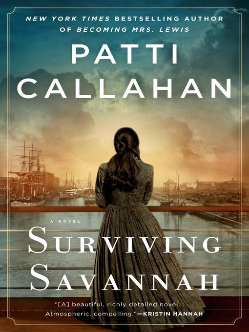 Title details for Surviving Savannah by Patti Callahan - Wait list