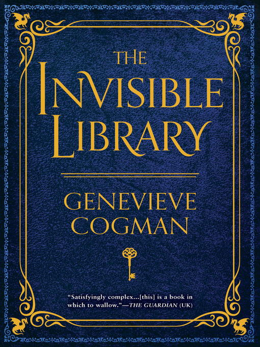 Title details for The Invisible Library by Genevieve Cogman - Wait list
