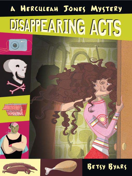Title details for Disappearing Acts by Betsy Byars - Wait list