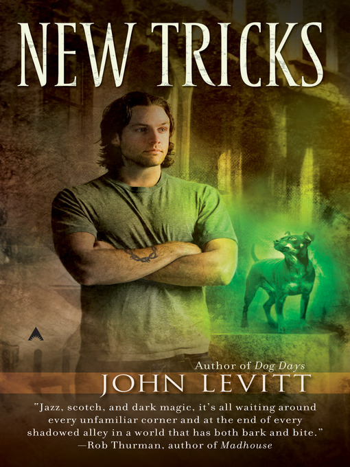 Title details for New Tricks by John Levitt - Available