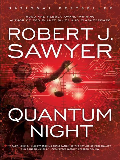 Cover of Quantum Night