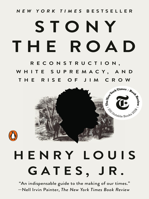 Stony The Road by Henry Louis Gates Jr.  Book Cover