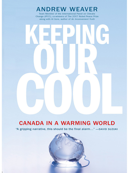 Cover of Keeping Our Cool