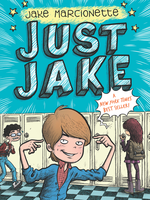 Cover of Just Jake