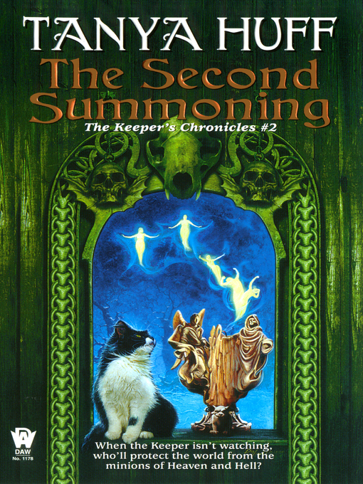Title details for The Second Summoning by Tanya Huff - Available