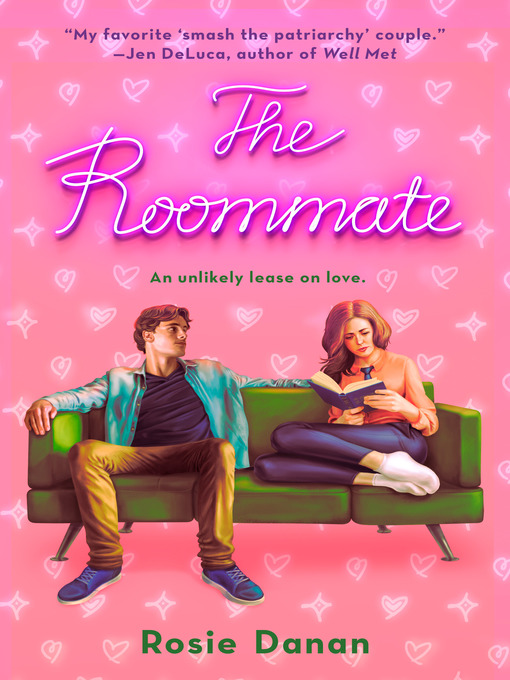 Title details for The Roommate by Rosie Danan - Wait list