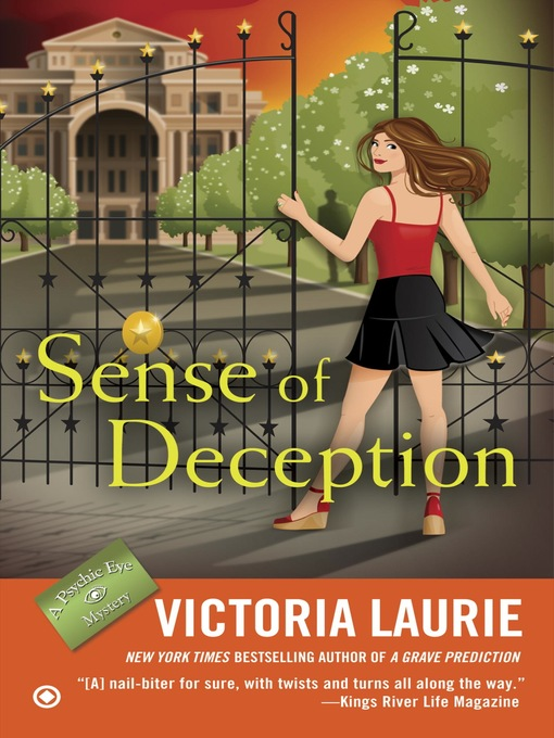 Title details for Sense of Deception by Victoria Laurie - Available