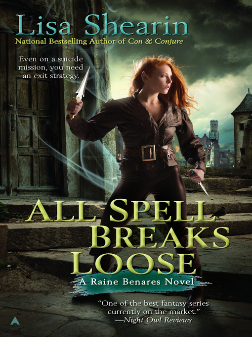 Title details for All Spell Breaks Loose by Lisa Shearin - Available