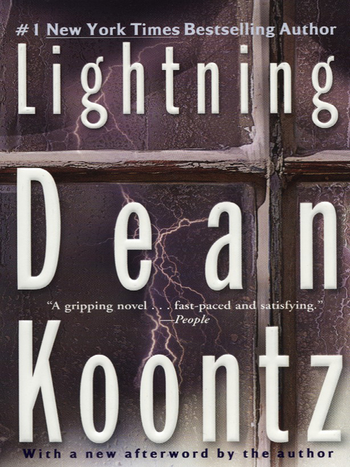 Title details for Lightning by Dean Koontz - Wait list