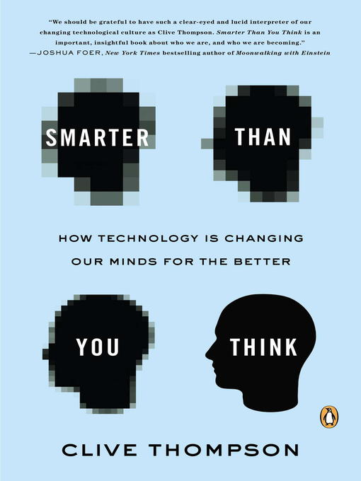 Cover image for Smarter Than You Think