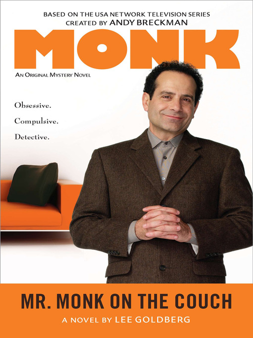 Title details for Mr. Monk on the Couch by Lee Goldberg - Available