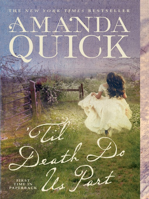 Title details for 'Til Death Do Us Part by Amanda Quick - Wait list