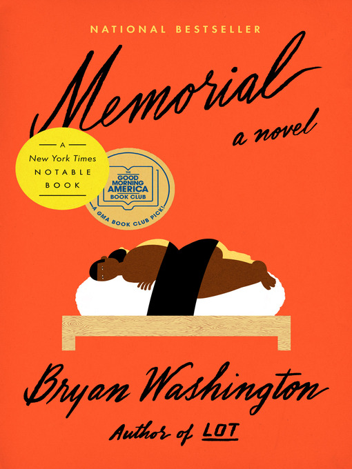 Title details for Memorial by Bryan Washington - Available