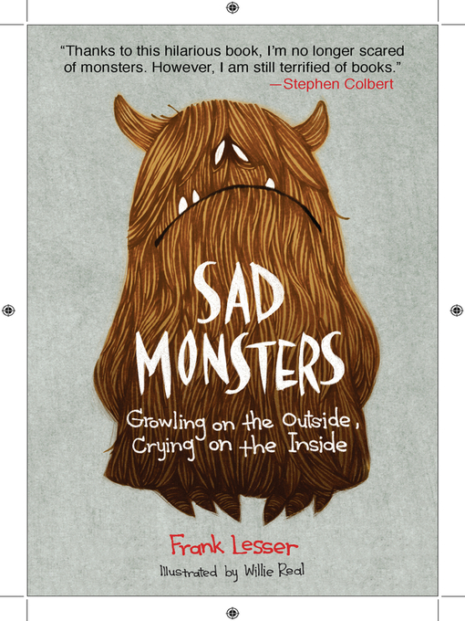 Cover of Sad Monsters