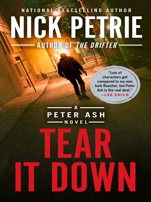 Title details for Tear It Down by Nick Petrie - Wait list