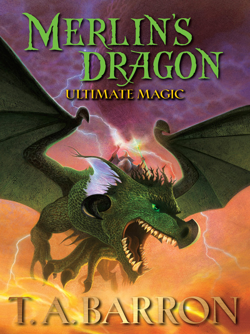 Title details for Ultimate Magic by T. A. Barron - Wait list