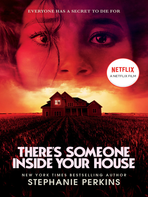 Cover of There's Someone Inside Your House
