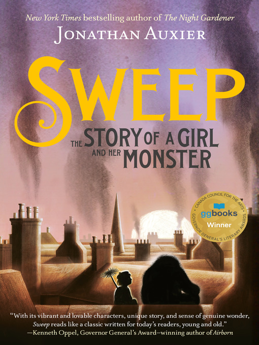 Title details for Sweep--The Story of a Girl and Her Monster by Jonathan Auxier - Wait list