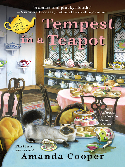 Title details for Tempest in a Teapot by Amanda Cooper - Wait list