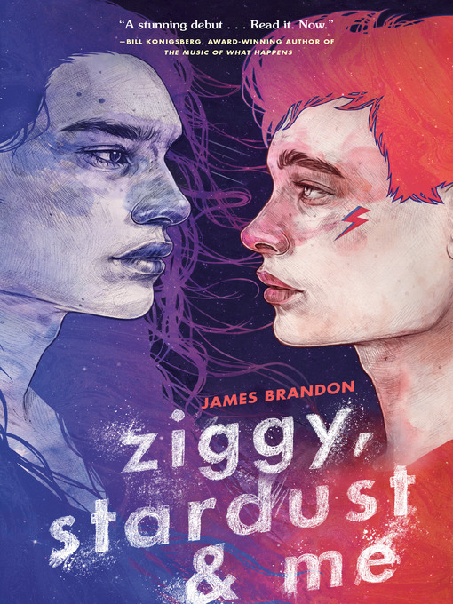 Title details for Ziggy, Stardust and Me by James Brandon - Available