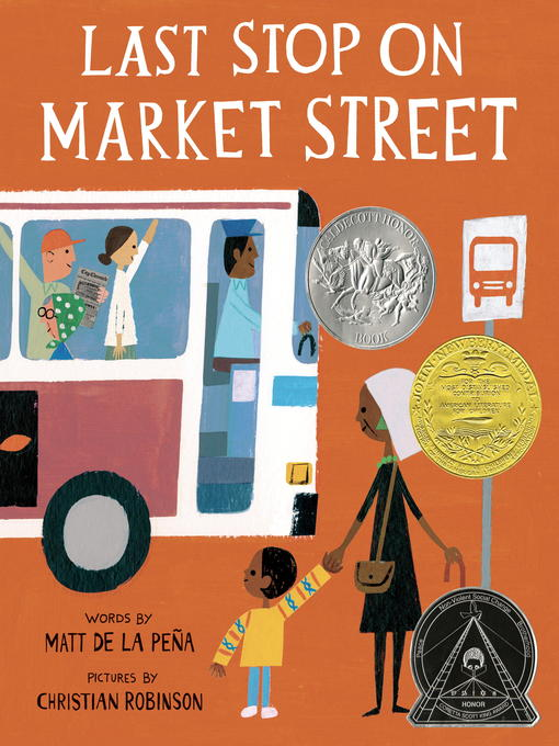 Title details for Last Stop on Market Street by Matt De La Peña - Wait list