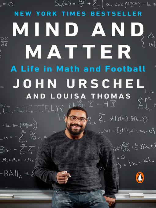 Title details for Mind and Matter by John Urschel - Wait list