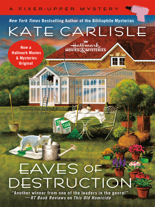 Title details for Eaves of Destruction by Kate Carlisle - Available